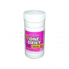 One Daily Adults 50+ (100 таблеток)