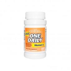 One Daily Women's (100 таблеток)