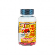 Red Wasp 25 Ephedra & Higenamine (75 капсул)