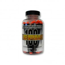 EPH 100 Fat Burning Metabolic Afterburner 100mg Ephedra (100 капсул)