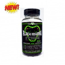 Black mamba Hyperrush 65mg Ephedra New (90 капсул)