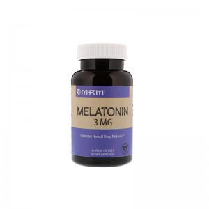 MRM Melatonin 3mg (60 капсул)