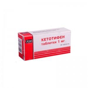 Кетотифен