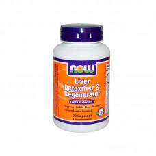 Liver Detoxifier & Regenerator (90 капсул)