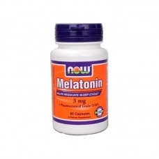 Now Foods Melatonin 3 mg (60 капсул)