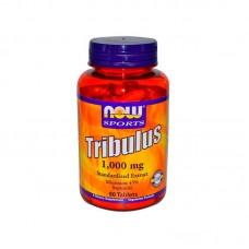 Tribulus Now Foods 1000 mg (90 таблеток, 45% сапонинов)