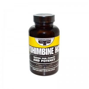 Yohimbine HCL 2.5 mg