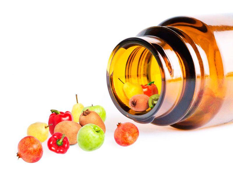 витамины в спорте