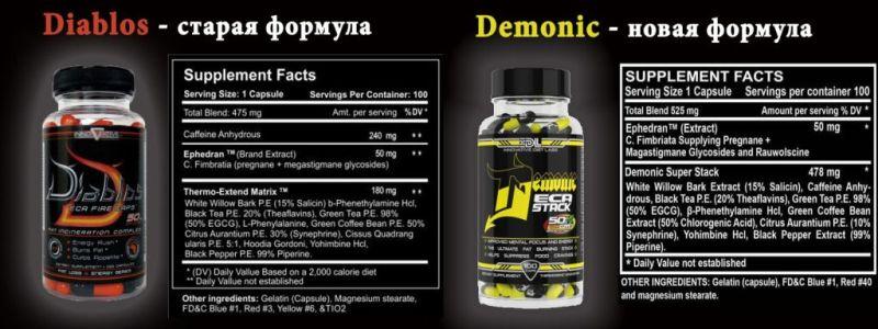 demonic eca stack